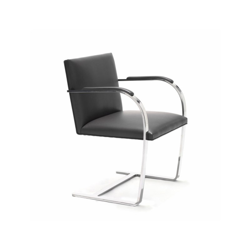 Brno Chair Flat Bar BOSS Trinidad Office Supplies