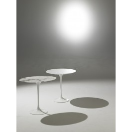Saarinen Side Table Round 16""
