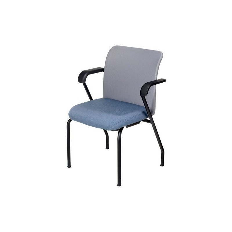 EWC Tech Side Chair BOSS Trinidad Office Supplies