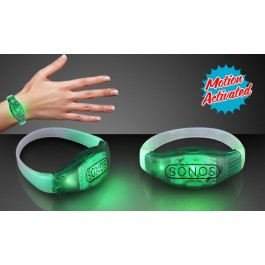 Motion Activated Bracelet