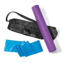 Brookstone Fitness Mat Set