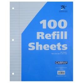 Refill Sheets