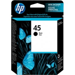 HP 45 Black Printer Cartridge