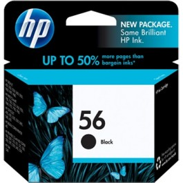 HP 56 Black Printer Cartridge