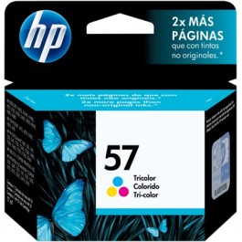 HP 57 Tri-Colour Printer Cartridge