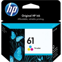 HP 61 Tri-Colour Printer Cartridge