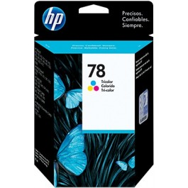 HP 78 Tri-Colour Printer Cartridge