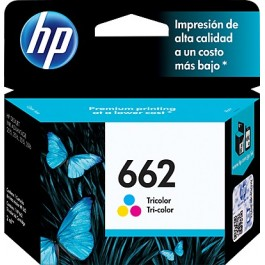 HP 662 Printer Cartridges