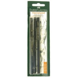 pencil faber castell charcoal