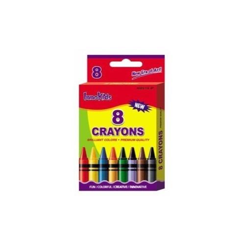 crayons innokids 8's