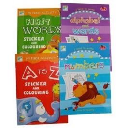pre school books