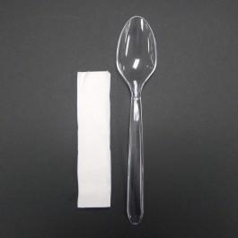 Spoon w/Napkin