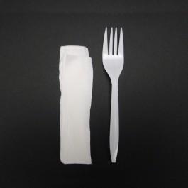 Fork (Small) w/Napkin