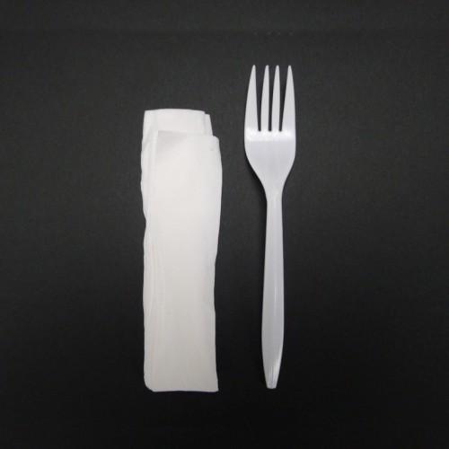 Fork w/Napkin