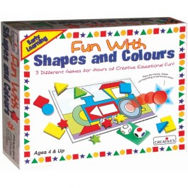 Fun with Shapes and Colours
