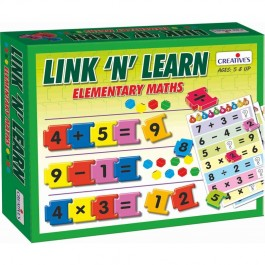 Link 'N' Learn (Elementary Maths)