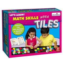Math Skills with Tiles