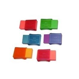 Neon TK Plastic Eraser