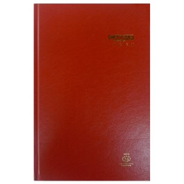 Campap Hard Cover Index Notebooks
