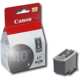 Canon PG-40 Black Printer Cartridge
