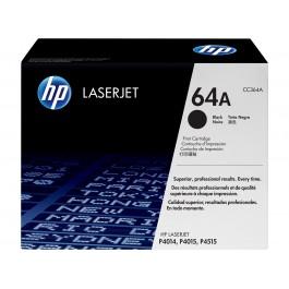 HP 64A Black LaserJet Toners