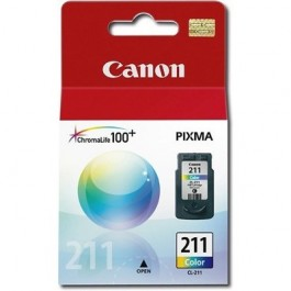 Canon CL-211 Colour Printer Cartridge