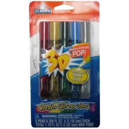 glue elmers glitter classic