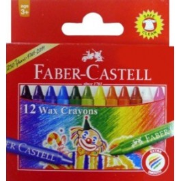 crayons faber castell 12's