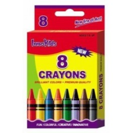 Crayons (Kid's Club)