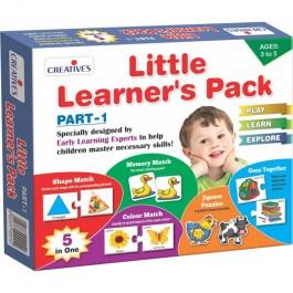 Little Learner's Pack (Part-1)