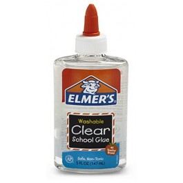 Clear Glue (Elmer's)