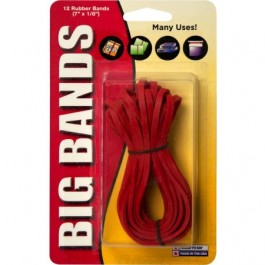 rubber bands 2oz plain