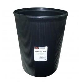 bins black mesh