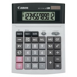 calculators canon hs20tg 12 digit