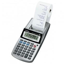 Canon Handheld Printing Calculator