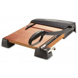 wooden paper trimmer