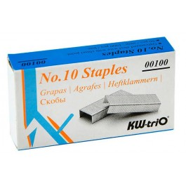 KW-trip number 10 Staples