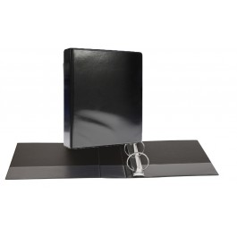 O-Ring Panoramic Binder (Black)