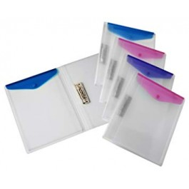 Triple View Clamp Binder (Snopake)