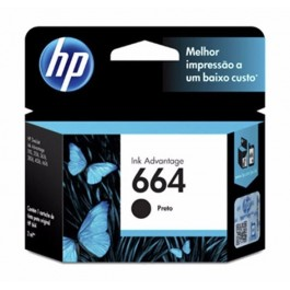 HP 664 Cartridges