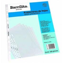 Sheet Protectors (Barralito)