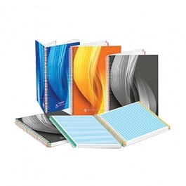 Subject Spiral Notebooks (Campap)