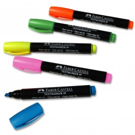 49 Textmarker Highlighter (Faber-Castell)