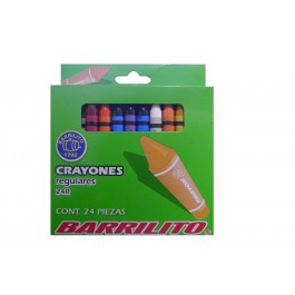 Faber Castell Crayons 12's (Jumbo)