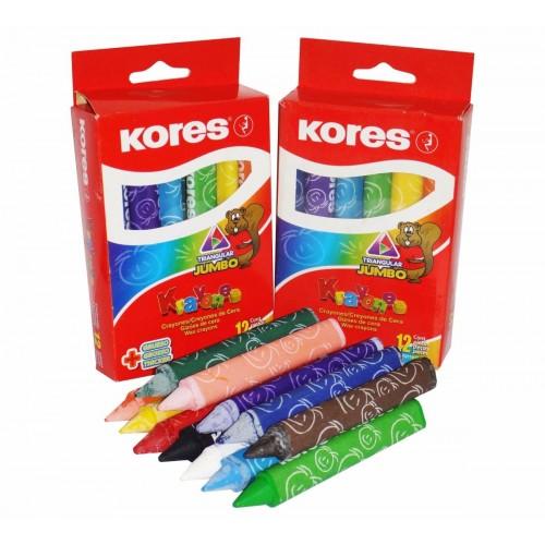 Kores Crayons
