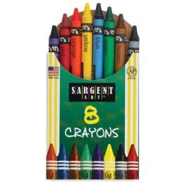 Crayons (Sargent Art)