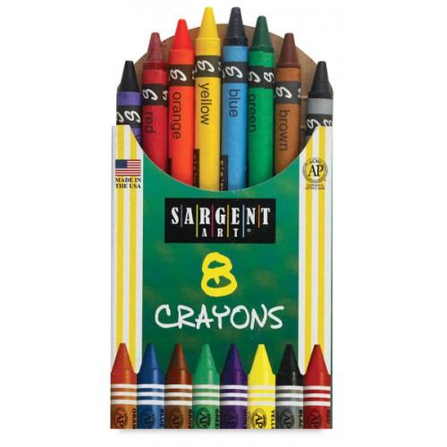 Sargent Art Crayons