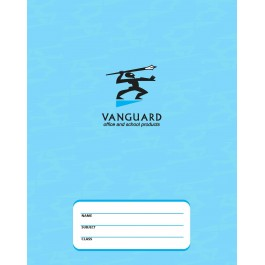 "8"" x 10"" Soft Cover Exercise Books (Vanguard)"