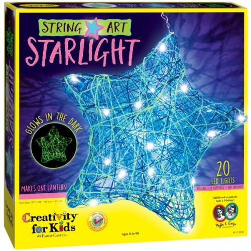 String Art Star Light
