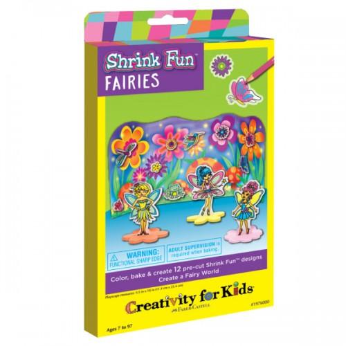 Shrink Fun & Trade Fairies